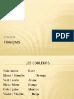 Francais 27-09-2020