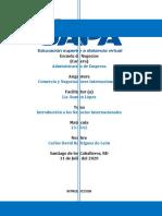 Tarea 1 Comercio y Negociaciones Internacionales.docx