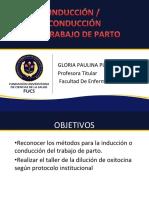 5. INDUCCIÓN CONDUCCIÓN DEL PARTO
