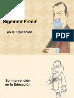 Freud-su influencia en la educacion