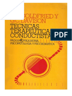 Goldfried & Davidson - Técnicas terapéuticas conductistas.pdf