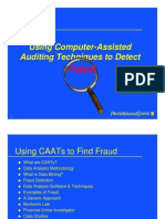 CAATS and Fraud - June 14