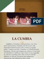 Phedn03g 2.1 Topic - La Cumbia