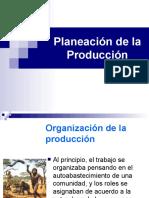 ADM. DE LA PRODUCCION