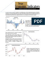 Texas Economic Indicators February 2011