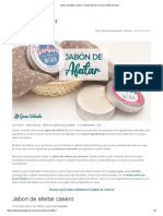 Jabon de afeitar casero_ receta natural y muy sencilla de hacer.pdf
