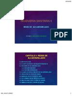 CAPITULO V - REDES DE ALCANTARILLADO