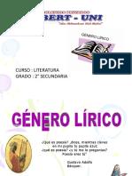 Genero-lirico-2DO
