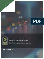Nutanix Solution Note