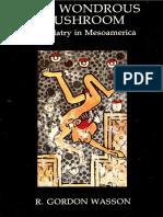 R. Gordon Wasson - The Wondrous Mushroom - Mycolatry in Mesoamerica.pdf