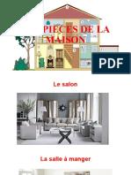 LES PIECES DE LA MAISON.pptx