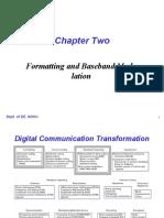 Formatting and Baseband Modulation.ppt