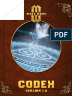 Mage Wars Complete Codex