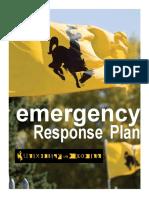 University of Wyoming DRRM Plan