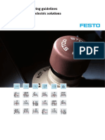 Festo Safety Engineering Guidelines Pneumatic Electric Solutions