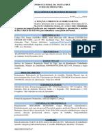CENTRO CULTURAL DA SANTA CRUZ 2020
