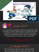 TRABAJO DE DESARROLLO PERSONAL