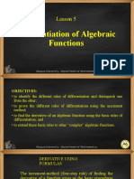 Lesson 5-Differentiation of Algebraic Functions.ppt
