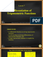 Lesson 7-Differentiation of Trigonometric Functions.ppt