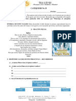 CATEQUESIS N 35 PROFESION DE FE II - Final