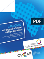 lefinancementdesgrappesdentreprisesenafriquefrancophone