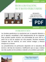 SONDEOS A ROTACIÓN, PERCUSIÓN Y ROTO PERCUSIÓN.pptx