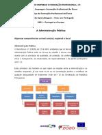 Ficha Informativa A Administracao Publica