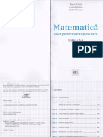 Matematica - Clasa 5 - Caiet pentru vacanta de vara.pdf