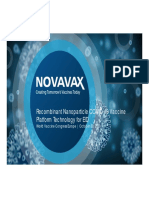 WVC Europe - Recombinant Nanoparticle COVID-19 Vaccine Platform Technology for EID