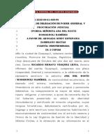 DELEGACION MURILLO ZAMBRANO- GAA