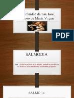 Solemnidad de San José, esposo de María