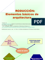introduccion arquitectura