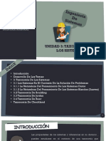 ingenieria de sistemas (Unidad 3)