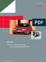 Audi B5 RS4 Self Study Program SSP 245