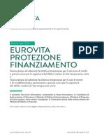 Eurovita Protezione Finanziamento