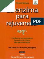 La-enzima-para-rejuvenecer-Hiromi-Shinya