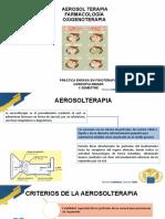 AEROSOL TERAPIA (ADULTO Y PEDIÁTRICO)