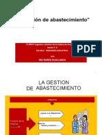 SESION 4-5.-GESTION DE ABASTECIMIENTOS
