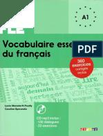 Vocabulaire Essentiel DELF A1
