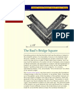 The Baal's Bridge Square