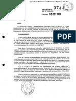Protocolo para el retorno a clases presenciales en escuelas de Entre Ríos