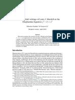 Article_Mordell_postprint