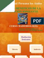 Efectos beneficos d la radiacion ionizante.pptx