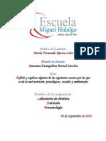 lab.de diet,nutri,bromatologia