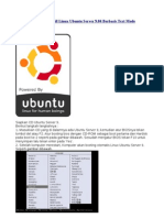 linux ubuntu berbasis text