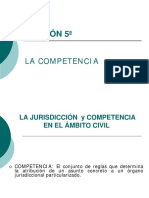 Tema 5. La competencia