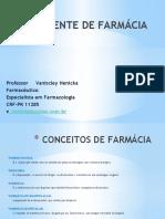 aula 2 FORMAS FARMCEUTICAS