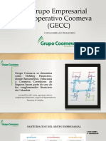 INFORME CONGLOMERADO GRUPO COOMEVA