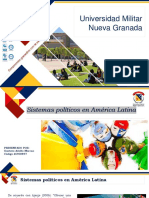Sistemas políticos en América Latina - Gustavo Moreno