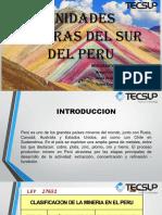 EXPOSICION MINERAS DEL SUR 2019